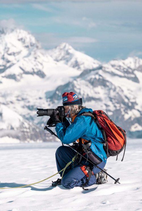 ST - 100% Woman Peak Challenge Breithorn